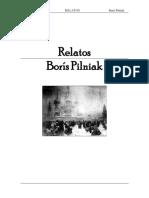 Pilniak-Borís-Relatos