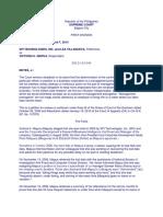 29 SPI Technologies, Inc., Et Al. v. Victoria K. Mapua, G.R. No. 199022, April 7, 2014