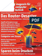 Ct Magazin Für Computertechnik No 09 2014