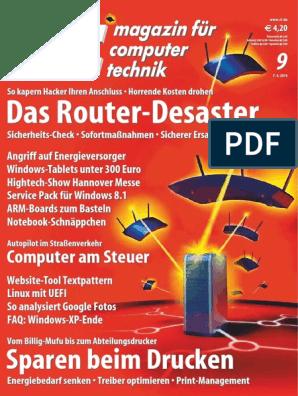 Ct Magazin Für Computertechnik No 09 2014   Apple Inc