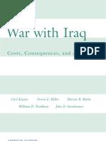 War With Iraq