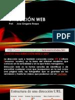 Dirección Web