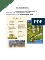 Guía Pueblos Originarios