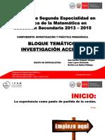 2ppt - Investigación Acción i - Sesión 1