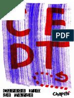 Folheto CFT