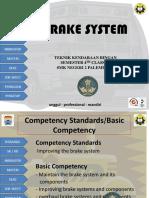 Brake System Sidi