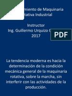 Mantenimiento de Maquinaria Industrial.