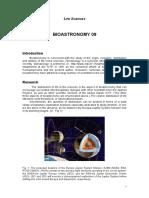 Bio Astronomy 2