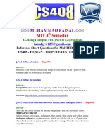 CS408 MidTerm Subjective Reference File