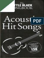 Chitarra acustica - canzoni