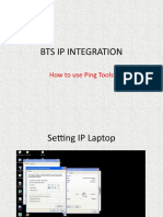 Bts Ip Integration