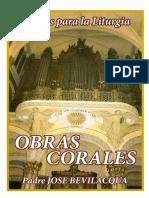 Obras Corales José Bevilacqua