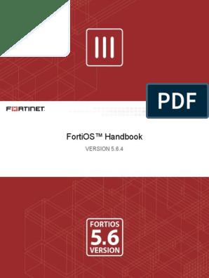 Fortios Handbook 56 | Proxy Server | Port (Computer Networking)