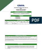 Programa de Teoría de Los Tests y Fundamentos de Medición