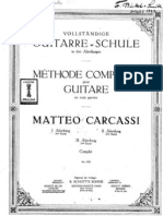 Carcassi Method 1
