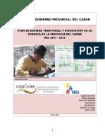 Plan de Equidad Territorial y Disminición de La Pobreza