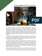Não Existiria Bolsonaro Presidente Sem Olavo de Carvalho