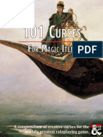 101 Curses for Magic Items