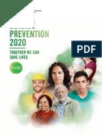 Australia Suicide Prevention 2020 Strategy Final