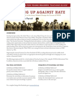 Standing Up Against Hate Teaching Guide