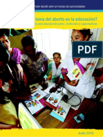 IPPF PeerEducationGuide Abortion Spanish