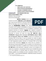 Incautacion Vehículo_Declara Concluido Proceso