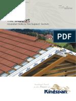 62581 Kingspan Tile Support Sept 08