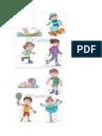 Varios Deportes Niños y Niñas