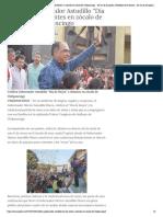 07-01-2019 Celebra Gobernador Astudillo Día de Reyes a infantes en zócalo de Chilpancingo.