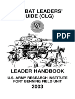 Combat Leaders Guide