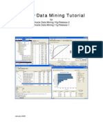 Oracle® Data Mining Tutorial