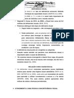 DEFICIÊNCIA AUDITIVA  E CUIDADOS ODONTOLÓGICOS
