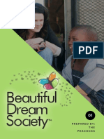 beautiful dream society research report