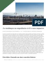 As Mudanças Na Engenharia Civil e Seus Impactos _ Engeduca