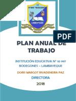 PLAN ANUAL DE TRABAJO 2018   I.E.10211 EL NARANJO.docx