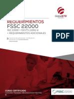 Requerimientos Fssc 22000