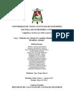 Distribucion de Agua Metodo Brasileno
