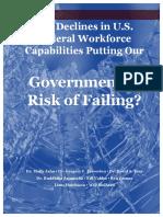SEA Federal Workforce Study