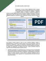 Grupo 2. Estructura Curricular, Modelo de Gestión y Cadena de Valor