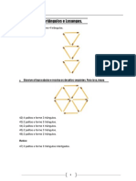 Desafios de Matemc3a1tica Com Palitos Figuras Retc3a2ngulos Tric3a2ngulos e Losangos