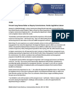 ADF&G press release on deputy commissioner