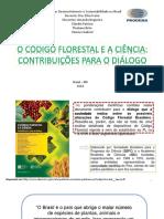 Apresentação Código Florestal G4