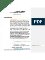 Mod2 Gap Analysis Strategy Team 1