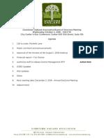 DOA Board Meeting Oct 3, 2018 Agenda Packet