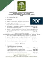 DOA Board Meeting Dec 5, 2018 Agenda Packet