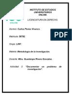 ACTIVIDAD 3. DOCUMENTAR UN PROBLEMA DE INVESTIGACIÒN 25 MAR. 20118.doc