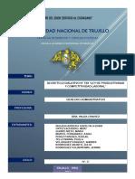 Análisis del Decreto Legislativo N° 728 - Ley de Productividad y Competitividad Laboral