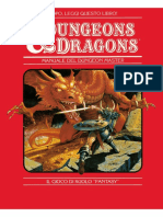 D&D 1e - Base - Manuale Del Dungeon Master (Lv1-4)