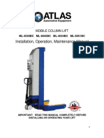 ALI Certified Battery MCL Manual
