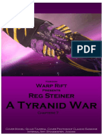 Warp Rift #18 Supplement - Tyranid War - Part III